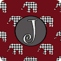 Football Monogram J Live WP logo