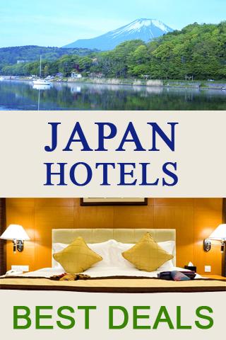 Hotels Best Deals Japan