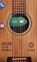 Screenshot of Guitar Life GO Locker Theme