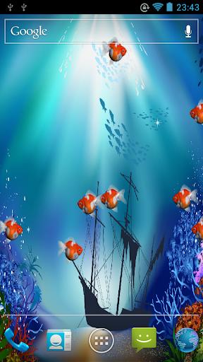 無料个人化Appの水族館 記事Game