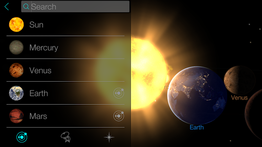 Solar Walk Free - Universe and Planets System 3D 2.4.1.11 screenshots 22