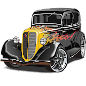 Hot Rod Puzzle Free