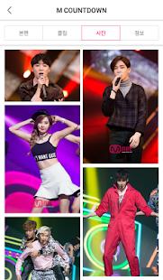 MnetTV(엠넷TV)-엠카투표,멀티캠- screenshot thumbnail