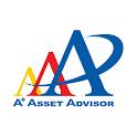 A+에셋 logo