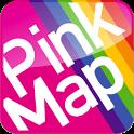 PinkMapHD icon