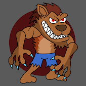 Angry Werewolf Clash