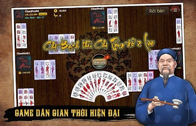 Chắn Sân Đình – Chan Pro APK Download – Free Card GAME for Android 6