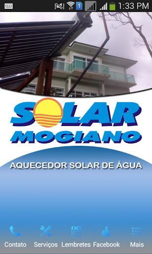 Solar Mogiano Aquecedores