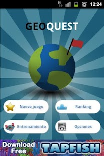 GeoQuest World Quiz - screenshot thumbnail