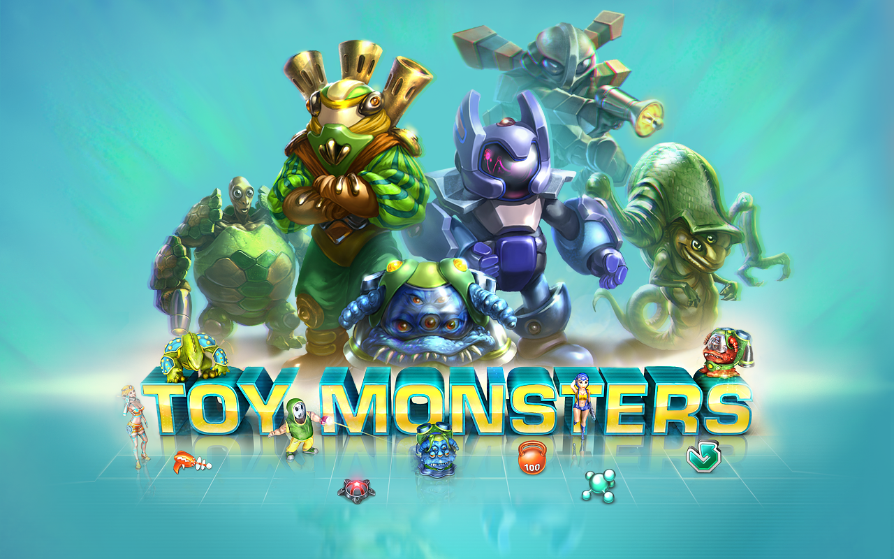 Toy Monsters - screenshot
