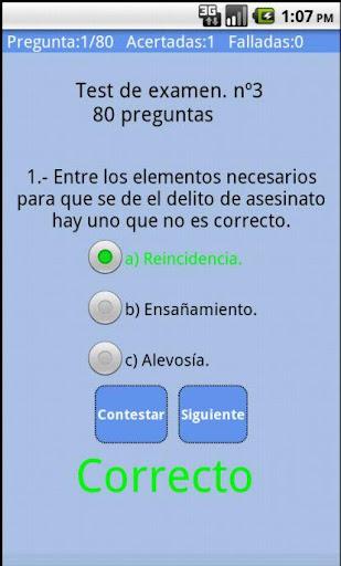 【免費教育App】Test Vigilante de Seguridad-APP點子