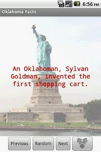Oklahoma Facts - screenshot thumbnail