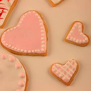 Martha Stewart's Sugar Cookies.
