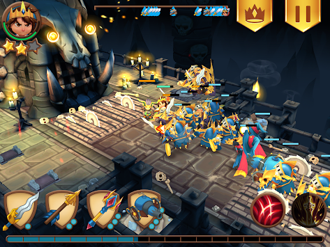 Royal Revolt! APK screenshot thumbnail 15