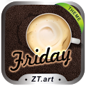 Friday GOLauncher Getjar Theme icon