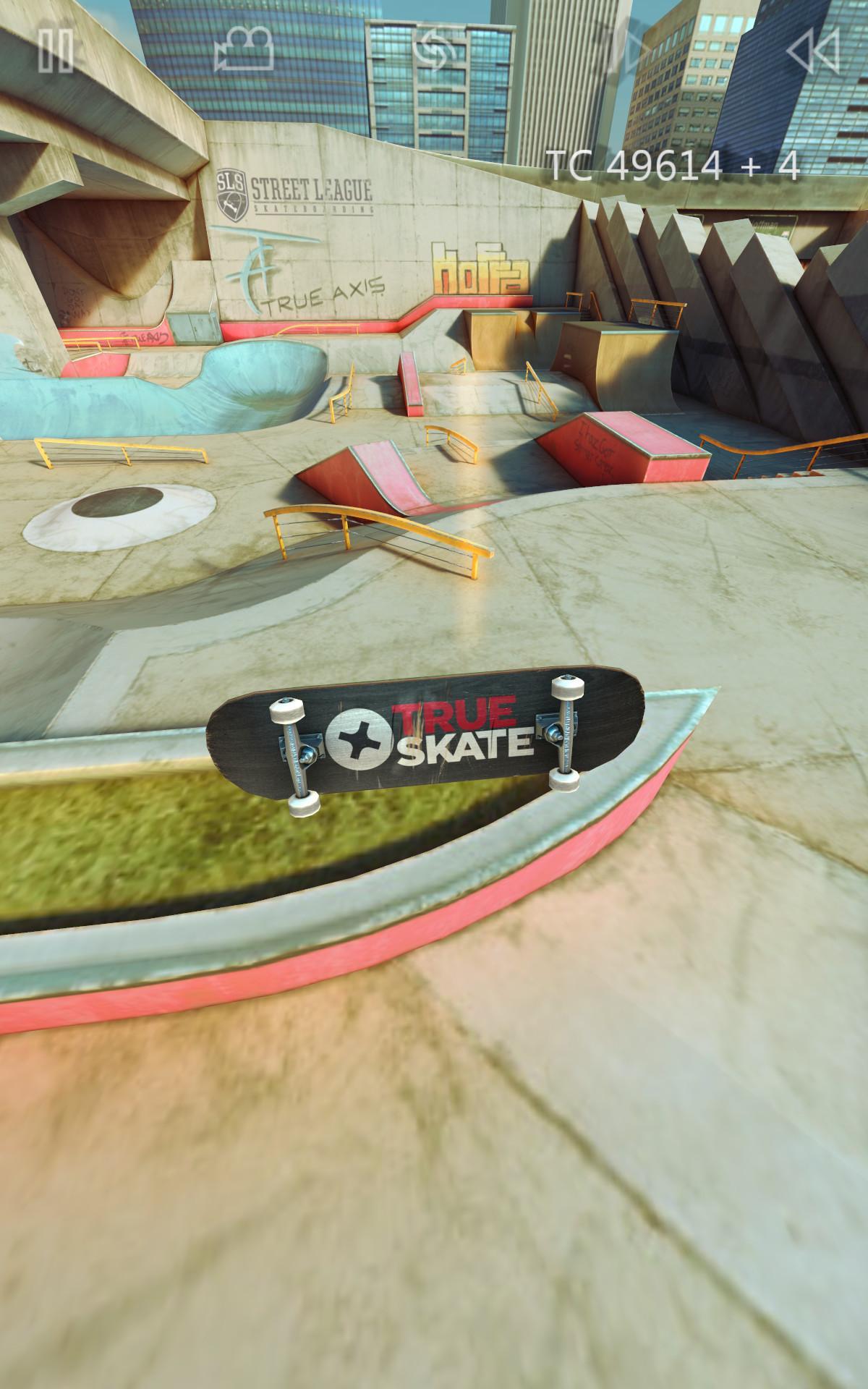 True Skate screenshot #11