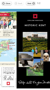 Days Out Leaflets- screenshot thumbnail