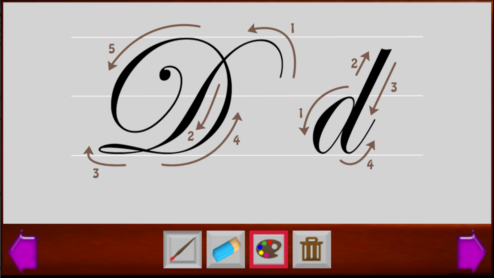 Learn English Cursive Writing Android Apps On Google Play