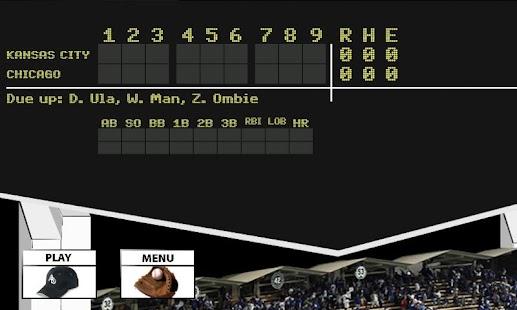 Homerun Baseball- screenshot thumbnail