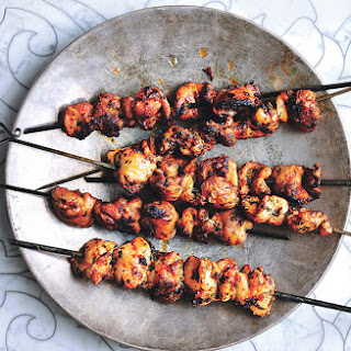 Moroccan Chicken Brochettes