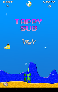 Tappy Sub- screenshot thumbnail
