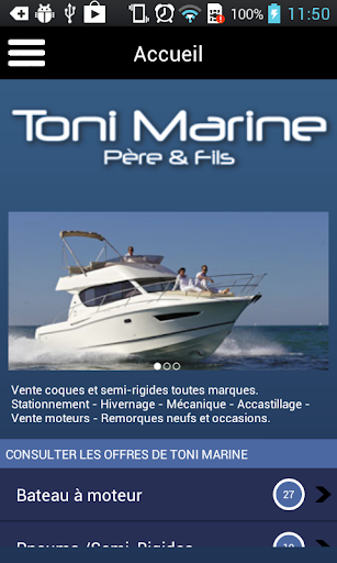 Toni Marine