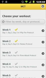 Max Capacity Training- screenshot thumbnail