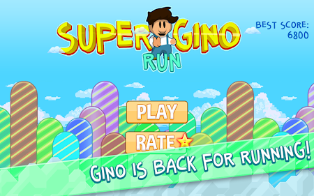 Super Gino Run 1.0.0 screenshot 203349