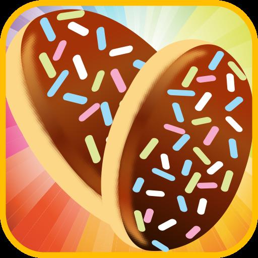 巧克力曲奇遊戲 休閒 App LOGO-APP開箱王