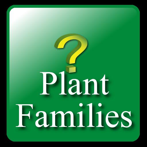 Key: Plant Families LOGO-APP點子