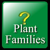 Key: Plant Families