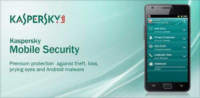 Kaspersky Mobile Security v9.10.129 Final Android