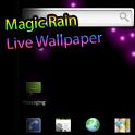 Magic Rain Live Wallpaper icon