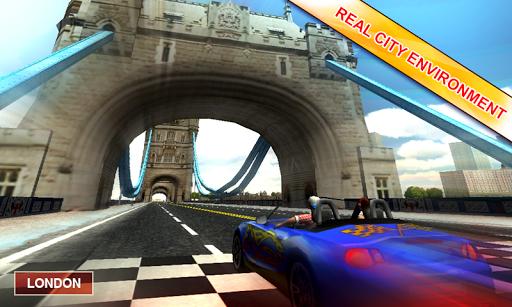 【免費賽車遊戲App】3D World Racing Challenge-APP點子