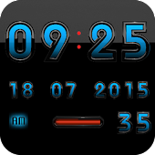Digital Clock ANDROID ALPHA