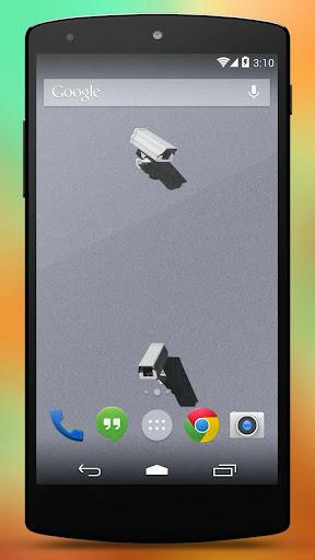 CCTV Camera Live Wallpaper