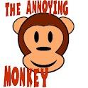 The Annoying Monkey logo