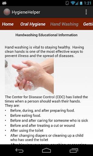 HygieneHelper
