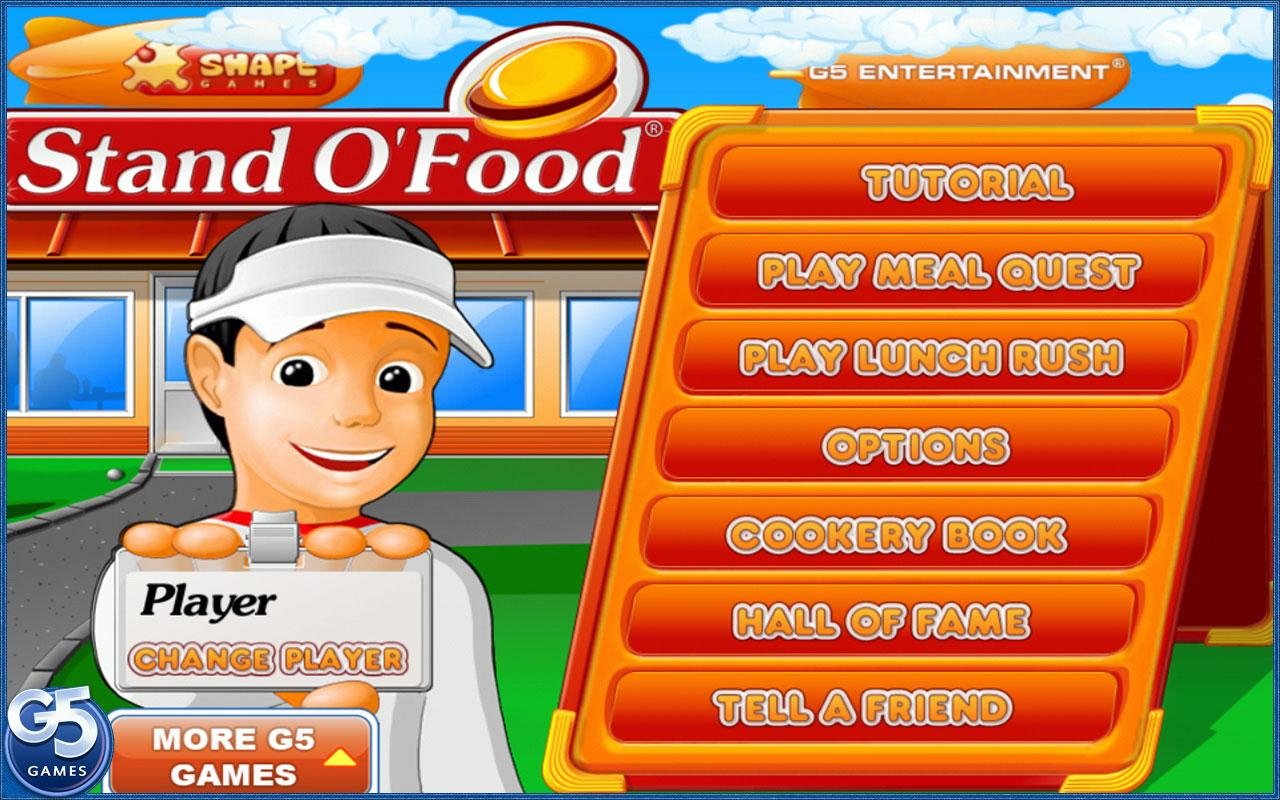 Stand O'Food® - screenshot