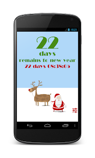 New Year Countdown Widget - screenshot thumbnail