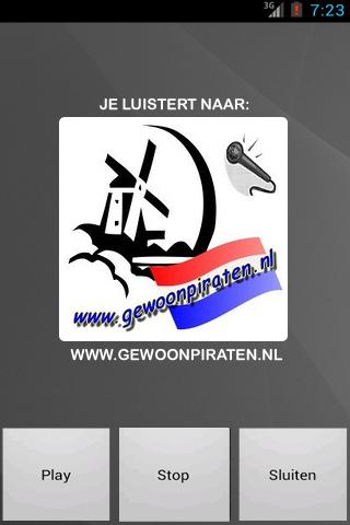 Gewoonpiraten.nl- screenshot