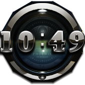 Phoenix Digital Clock Widget