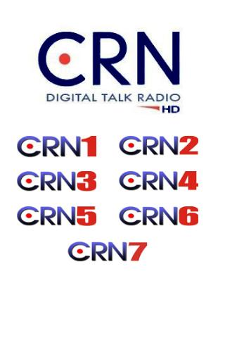 CRN Digital Talk Radio - screenshot