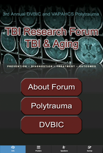 TBI Research Forum