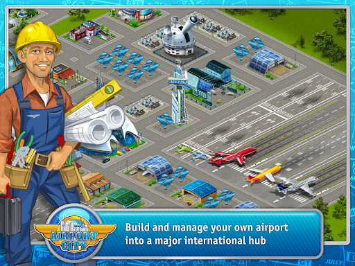 Airport City v2.20.01 [Mod Money]