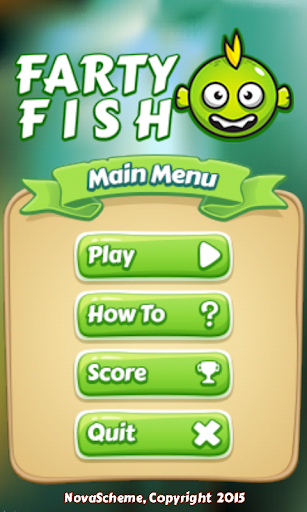 Farty Fish