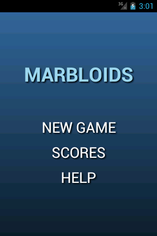 Marbloids - screenshot