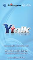 Screenshot of YTALK HD