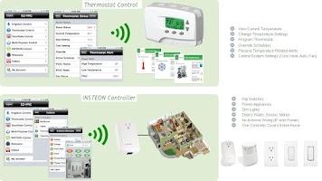 Screenshot of Virtual Remote Controls