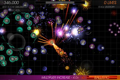 Ballistic SE. Screenshot 1